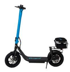 Hulajnoga elektryczna Frugal Touring 2.0 czarno-niebieska