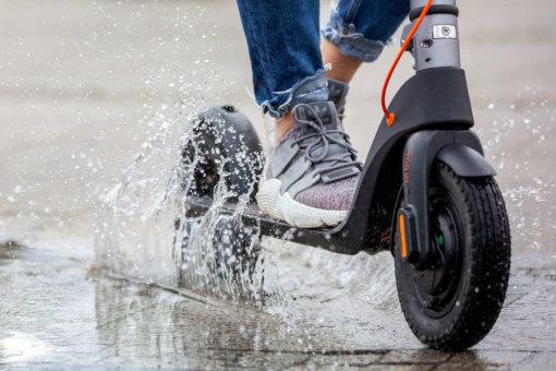 4Swiss EX4 e-orange lifestyle wodoszczelność