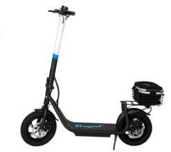 Hulajnoga elektryczna Frugal Touring 2.0 czarno-biała