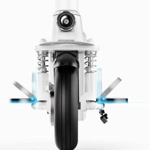 Hulajnoga elektryczna Airwheel Z5S Strong schemat