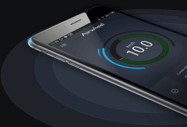 Hulajnoga elektryczna Airwheel Z5S Strong Aplikacja mobilna
