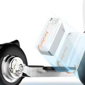 Hulajnoga elektryczna Airwheel Z5S Strong akumulator