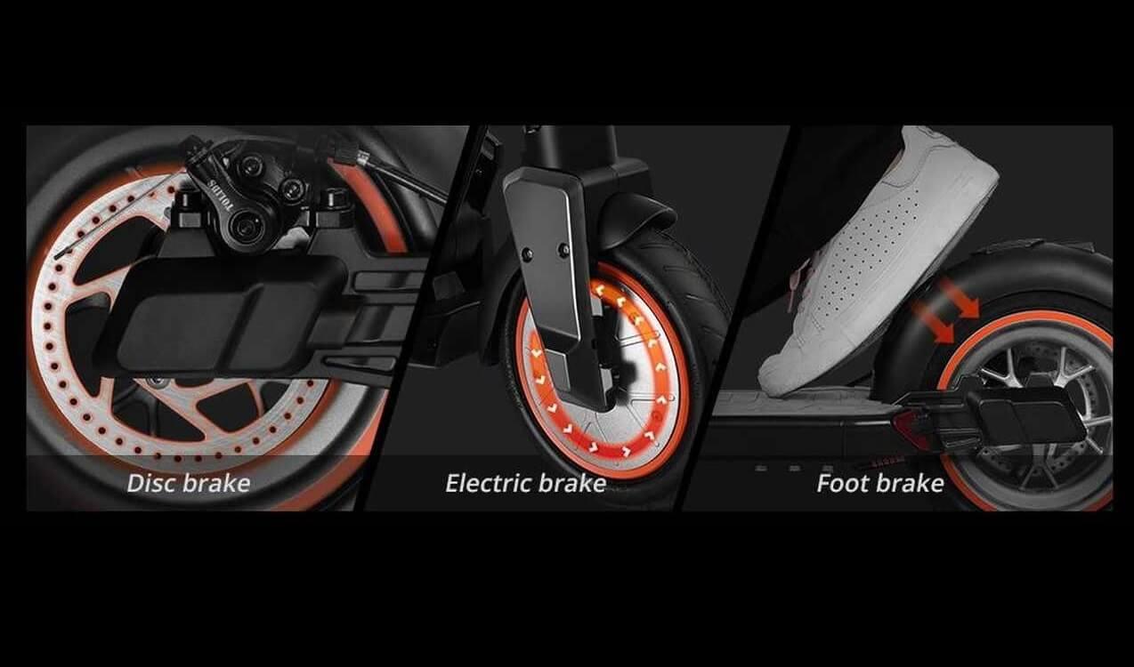 Hulajnogi elektryczne Kugoo - komfort i bezpieczeństwo