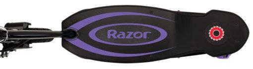 Hulajnoga elektryczna Razor E100 Power Core podest fioletowy
