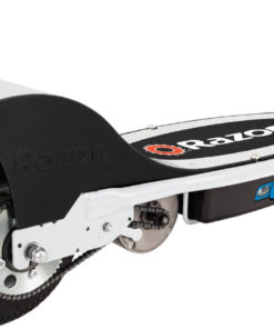 Hulajnoga elektryczna Razor E300 biało niebieska koło