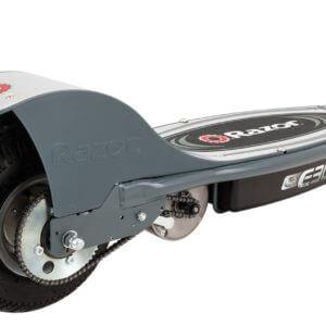 Hulajnoga elektryczna Razor E300 tylnie koło szara