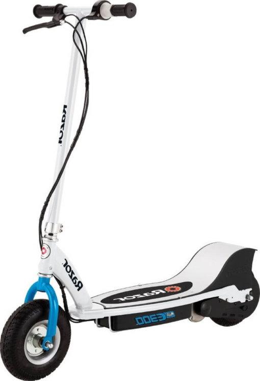 Hulajnoga elektryczna Razor E300 biało niebieska