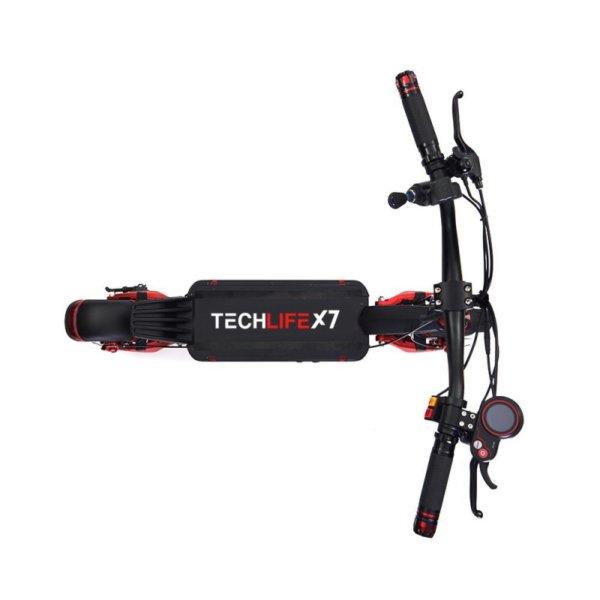 Hulajnoga elektryczna Techlife X7 góra