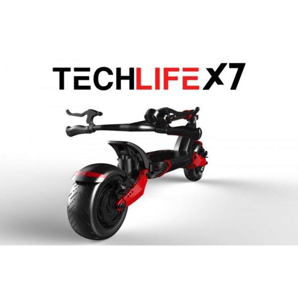 Hulajnoga elektryczna Techlife X7 składana
