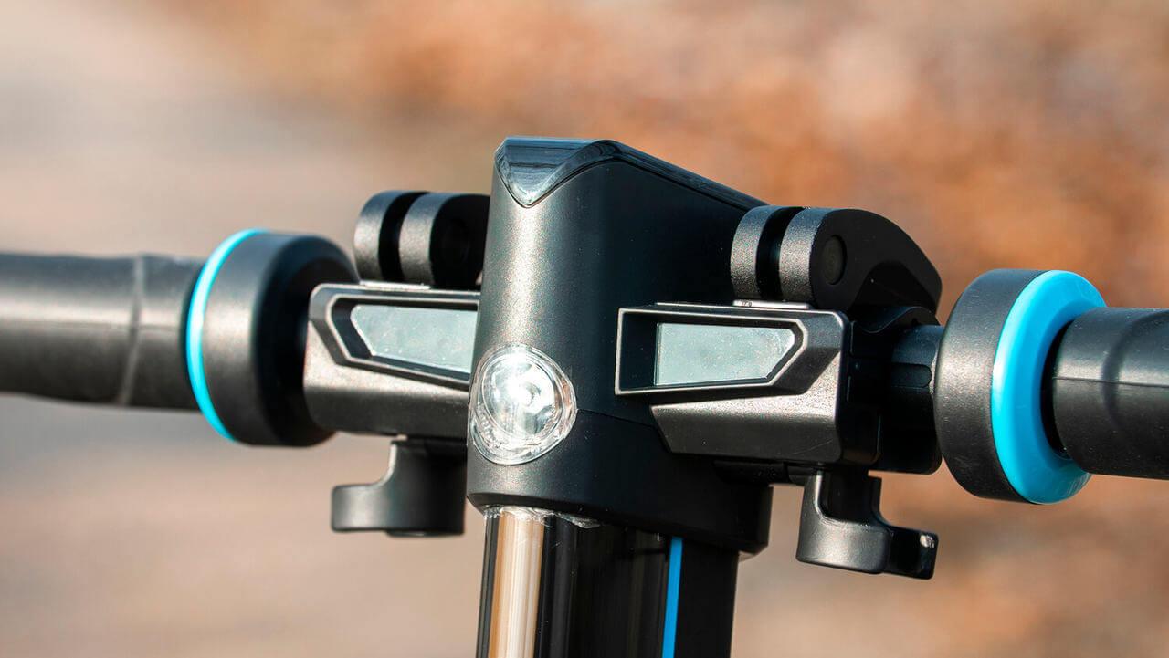 Oświetlenie LED - hulajnoga elektryczna Techlife X1