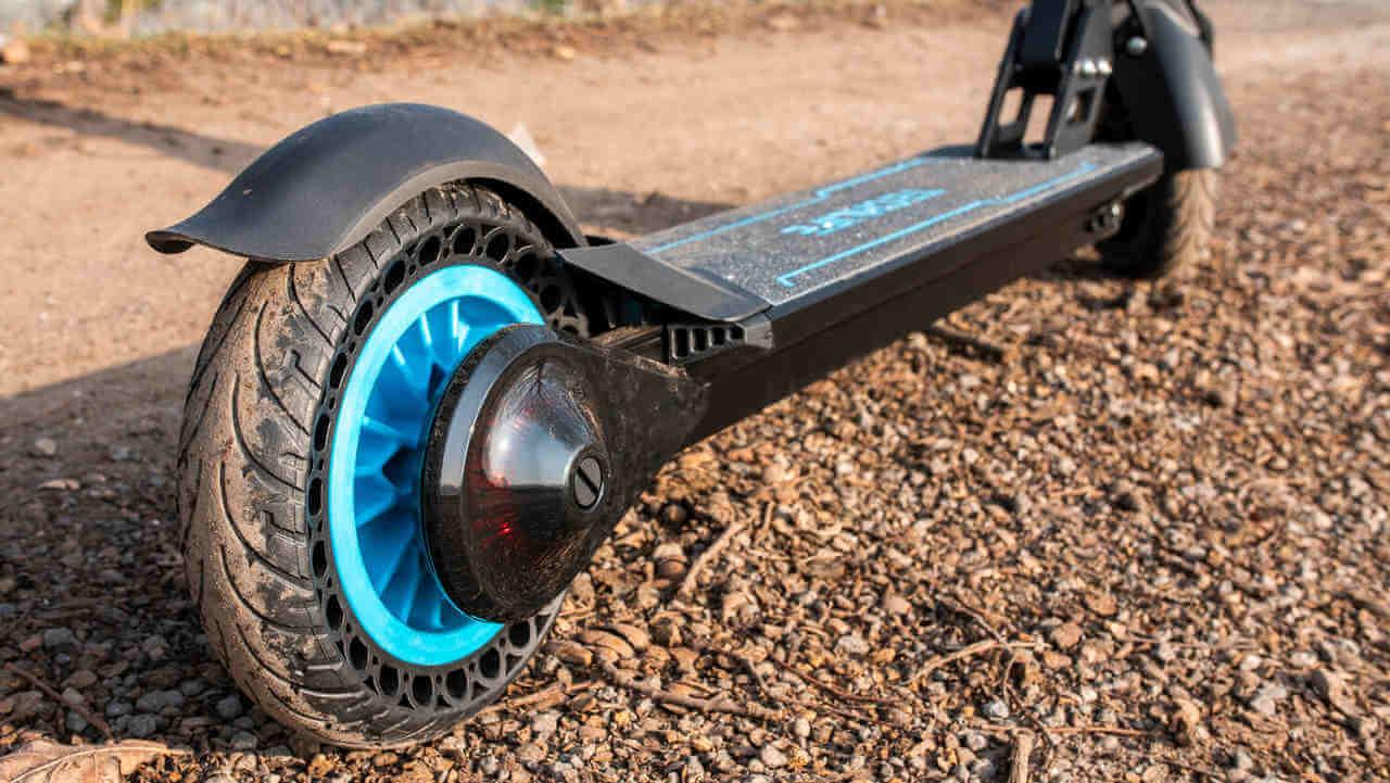 Hamulec nożny - hulajnoga elektryczna Techlife X1