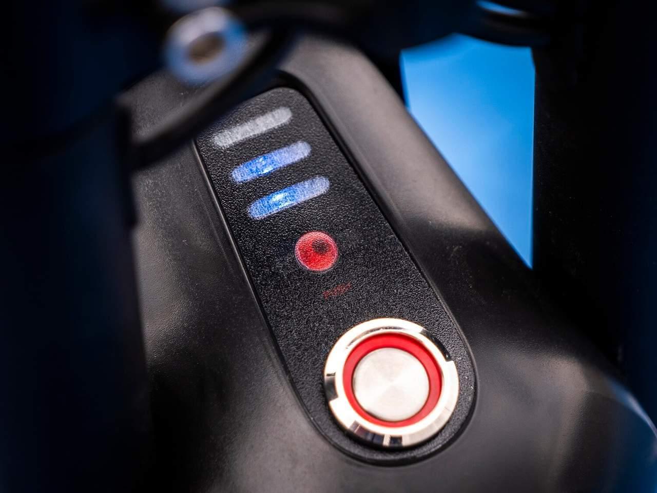 Stan baterii - hulajnoga elektryczna Techlife X2